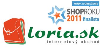 LORIA.sk je SHOPROKU 2011 Finalista