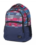Walker by Schneiders Batoh Classic Lines Blue Pink