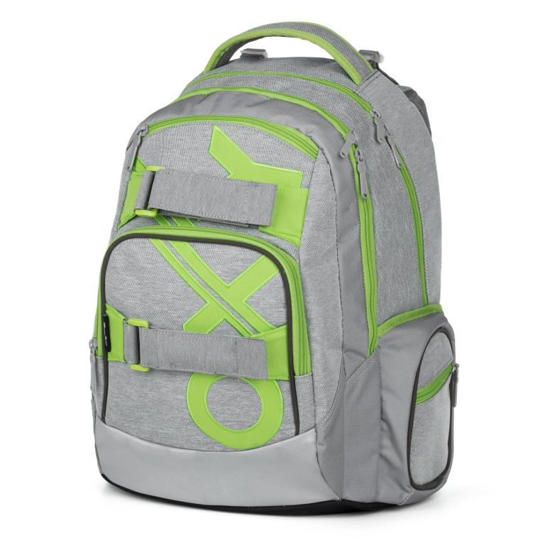 706228a8f3 Karton P+P Školský batoh OXY STYLE MINI green
