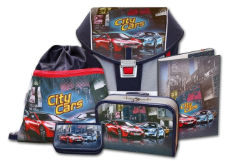 EMIPO 5-dielny set ERGO City Cars