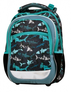 1f6c6c988e Stil školský batoh Shark (Junior) empty