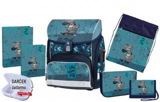 1d464ebfa3 STIL Školský aktovkový set Cool Robot 6-dielny (Fidlock) empty